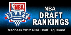 2012 NBA Draft Rankings and Profiles