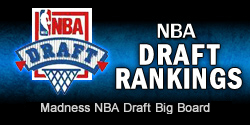 2013 NBA Draft Rankings