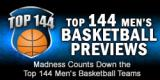 Men's Basketball Top 144 Team Previews