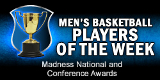 Men's Basketball 2016 All-Conference and All-American Teams