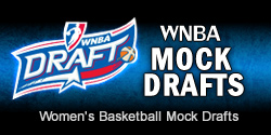 WNBA Mock Draft