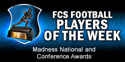 FCS Football Players of the Week
