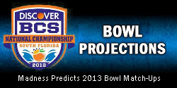Football Bowl Projections