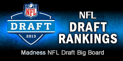 Football NFL Draft Rankings