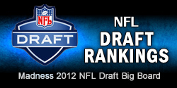 2012 NFL Draft Rankings and Profiles