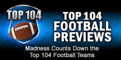 Football Top 104 Team Previews
